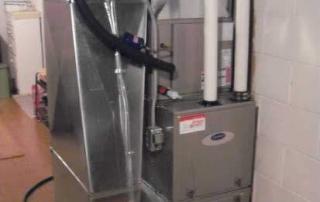 Carrier furnace system