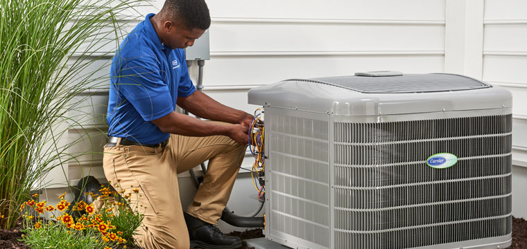 Schedule a maintenance appointment to keep your air conditioner working properly