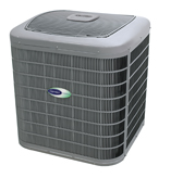 Carrier High-Efficiency Air Conditioner