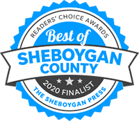 Best of Sheboygan County 2020 Finalist logo